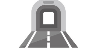 トンネルでのライト点灯しない人は想像力の欠如