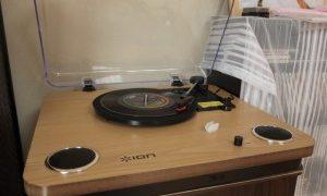レコードプレーヤー ION Audio Max LP