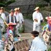 岸和田の葛城踊り