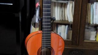フラメンコギターのレッスンを楽しんでます