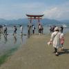 宮島の厳島神社を観光してきました