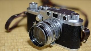 クラシックカメラの中古で写真を楽しむ