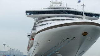 クルーズ旅行 船旅・海外旅行の旅行保険