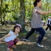 太極拳の推手の練習
