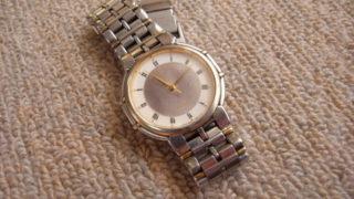 セイコーの腕時計 ドルチェ
