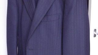 洋服の青山の最高級スーツ