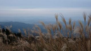 生石高原の一面のすすきは死ぬまでに見ておきたい絶景