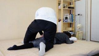 整体で腰痛改善してもらってます