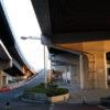 近畿自動車道の東大阪パーキングエリア