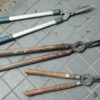 庭師が使う植木鋏の切れ味にビックリ